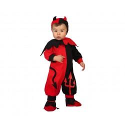 Disfraz de Demonio para bebe