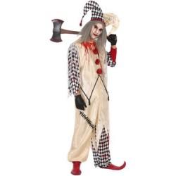 Disfraz de Arlequin Sangriento para Adulto