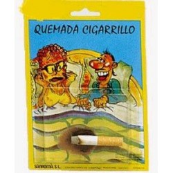 QUEMADA CIGARRILLO