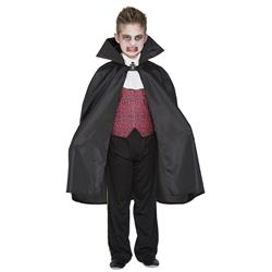 Capa de Vampiro Negra para...