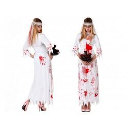 Disfraz de Novia Sangrienta...