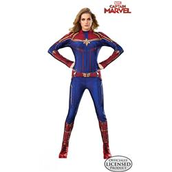Disfraz de Capitana Marvel...