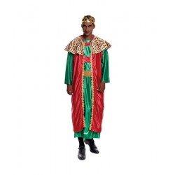 Disfraz de Rey Mago Baltazar