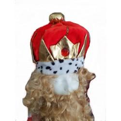 Gorro-Corona de Rey Mago