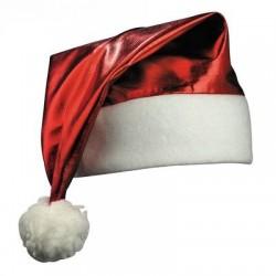Gorro de Papa Noel Brillante