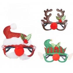 Gafas de Navidad Surtidas
