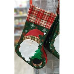 Calcetin de Navidad Decorado