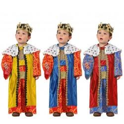 Disfraz de Rey Mago Bebé 6-12 MESES