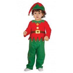 Disfraz de Elfo para bebe 1-2 años