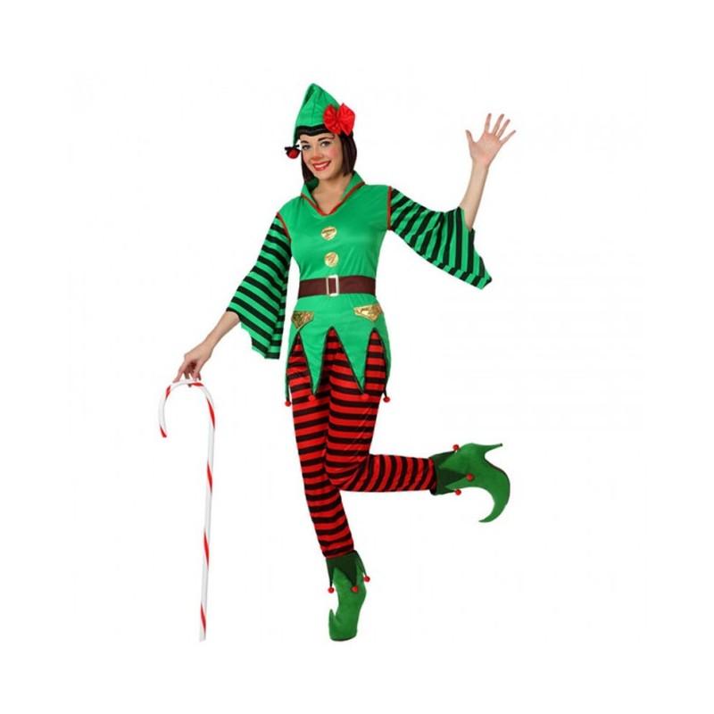 Disfraz de Elfo para Mujer