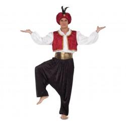 Disfraz de Fakir árabe para Hombre