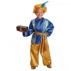 Disfraz de Paje Melchor para niño