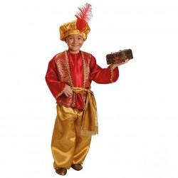Disfraz de Paje Gaspar para niño