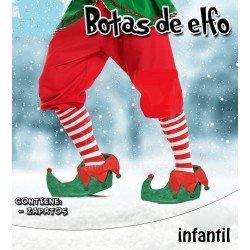 Babuchas de Elfo para niños