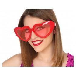 Gafas Forma de Corazon...