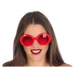 Gafas Rojas