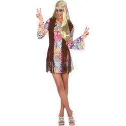 Disfraz de Hippie para