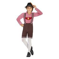Disfraz de Tiroles 3-4 Años