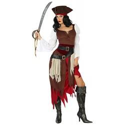 Disfraz Pirata para mujer