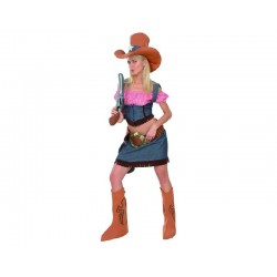 Disfraz de Cowgirl para mujer