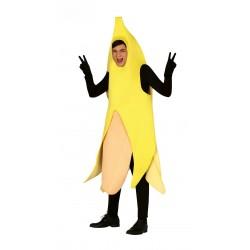 Disfraz de Banana Marrana...