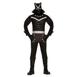Disfraz de Pantera Negra...