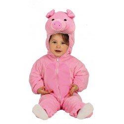 Disfraz de Cerdito para bebe