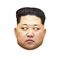 Careta de Kim Jong Un