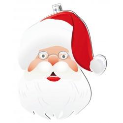 Silueta Papa Noel