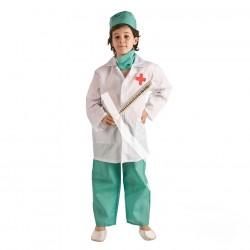 Disfraz de Médico infantil