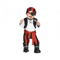Disfraz de Pirata para bebé