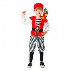 Disfraz de Pirata Caribeño...