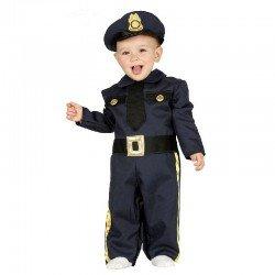 Disfraz de Policia para bebé