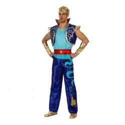 Disfraz de Genio Encantado para hombre