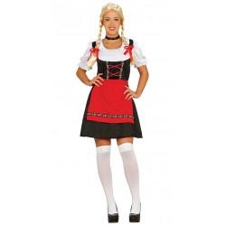 Disfraz de Tirolesa para mujer