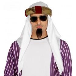 Turbante de Árabe Principe del Desierto