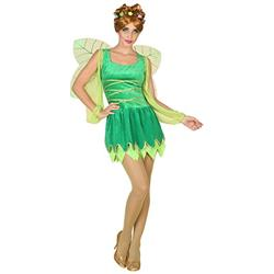 Disfraz de Hada Verde para mujer