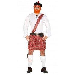 Disfraz de Escoces para hombre