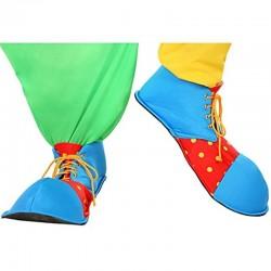 Zapatos de Payaso para niños 26 cm.