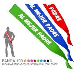 BANDA 100 AL MEJOR PADRE