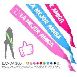 BANDA 100 A LA MEJOR AMIGA