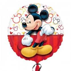 Globo Mickey Portrait 45 cm.