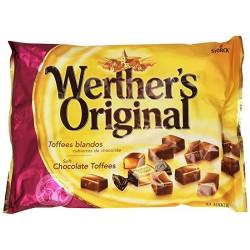 Werther Chocolate Toffe 1 kg.
