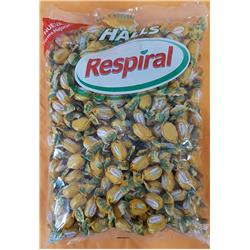 Caramelos Respiral Miel-Mentol 1 Kg.
