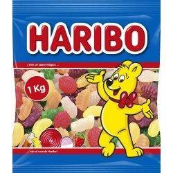 Fruta Tropical Haribo 1 Kg.