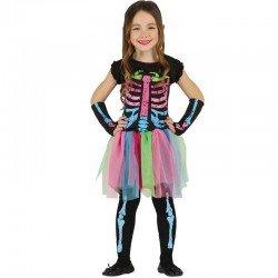 Disfraz de Esqueleta Tutú...