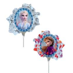 """Globo Mini de Frozen 9"""" con..."""