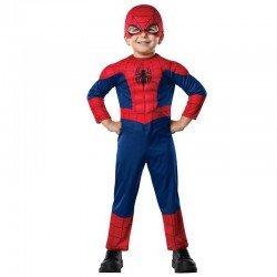 Disfraz de Spiderman 1-2...