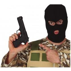 Pistola Negra 23 cm.