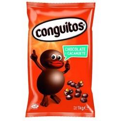 Conguitos Negros Bolsa 1 Kg.